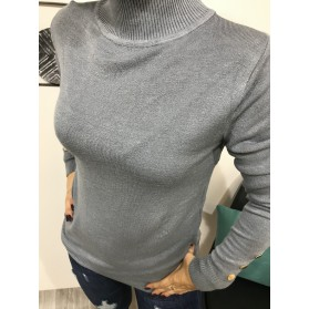 PULL HELOISE GRIS